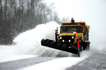 Image result for snow  plow plowing snow